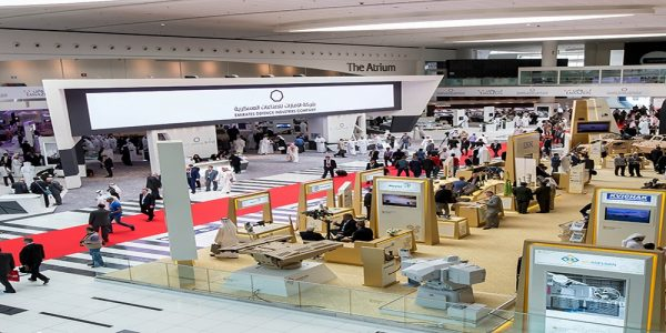 IDEX is a leading international defence and security event