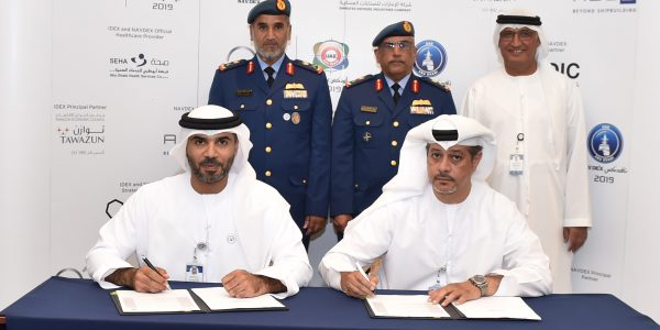 ADNEC Signs Strategic Partnership Agreements to Support IDEX and NAVDEX 2019