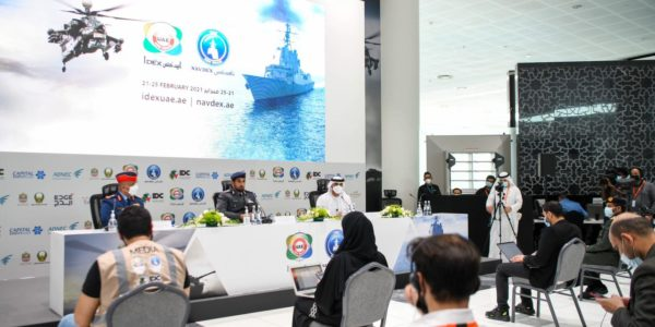 IDEX and NAVDEX 2021 conclude an exceptional edition with over 62,000 visitors